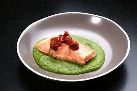 cuisine basse temperature saumon basse température nage de persil les gourmantissimes