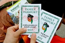 family activities milwaukee irish fest