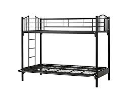Black Metal Futon Bunk Bed Metal Futon Bunk Bed Kids Bed Provider Dongzhu