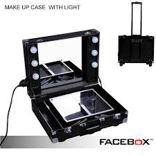 professional makeup lighting portable facebox professional makeup artist lighting makeup with