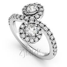eternity wedding bands and rings 25karats page 2 palladium engagement rings certified diamonds design your own