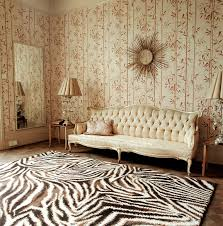 Animal Print Furniture by Cheetah Print Rugs Homesfeed