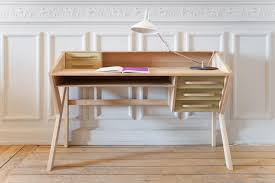 Small Bureau Desk by Origami Desk Bureaus From Ethnicraft Architonic
