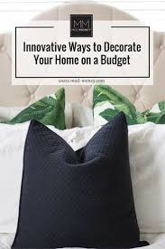 How To Decorate Your Home On A Budget 288 Best First Apartment Images On Pinterest Apartment Living