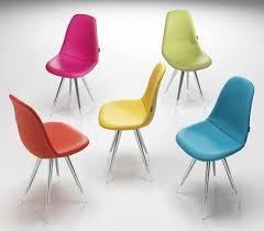 chaises couleurs design sofag pour chaise cuisine design home deco