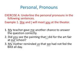 Avoid Personal Pronouns in Academic Writing The WriteAtHome Blog
