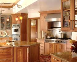 this full overlay recessed cherry kitchen cabinet door in baltic