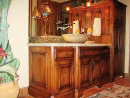 rustic custom bathroom vanities u2014 optimizing home decor