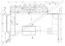 plan de la cuisine plan cuisine cuisine bois massif cbel cuisines