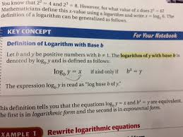 7 4 evaluate logarithms and graph logarithmic functions geogebra