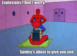 Spider Man Meme - 52 hilarious spiderman memes