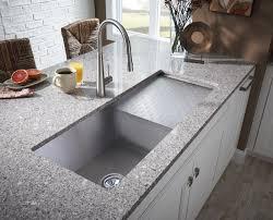 Kitchen Kitchen Easier And More Enjoyable With Undermount Sinks - Porcelain undermount kitchen sink