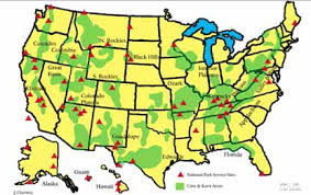 us map states national parks us national parks map list of national parks in the us best 25 us