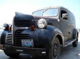 1946 dodge panel truck 1946 dodge panel information and photos momentcar