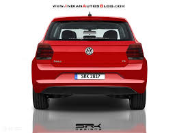 recap 2017 vw polo rendered by autobild cars daily updated