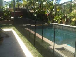 installing pool fence diy diy projects