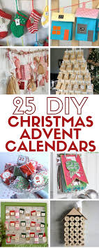 christmas advent calendar 25 diy christmas advent calendar tutorials the crafty stalker
