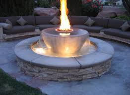 Firepits Gas Outdoor Gas Pits Amepac Furniture