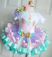 baby girl birthday ideas unicorn birthday tutu unicorn birthday set unicorn tutu