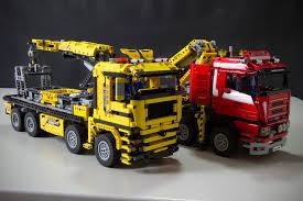 lego technic truck lego technic 42009 c model alternate build album on imgur