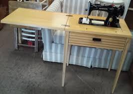 Singer Sewing Machine Desk Uhuru Furniture U0026 Collectibles Sold Antique Singer Sewing Machine