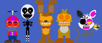 fnaf world halloween edition download fnaf 4 halloween edition nightmarionne part 2 by hola1231 on
