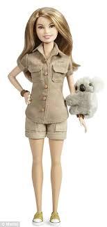 Seeking Kyle Doll Bindi Irwin Says She Is Honoured To Doll Of