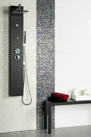 Bathroom Tile Ideas 2014 Best 25 Mosaic Tile Bathrooms Ideas On Pinterest Subway Tile