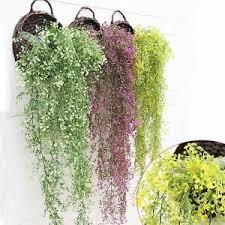 Foliage Flower - artificial hanging ivy garland plants vine fake foliage flower