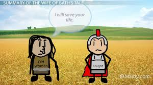 chaucer u0027s the wife of bath summary u0026 analysis video u0026 lesson