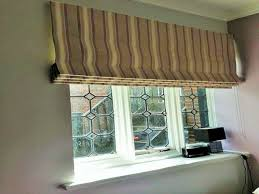 Striped Roman Shades Bedroom Beige Roman Shades Pictures Decorations Inspiration And