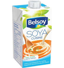 l ithine de soja cuisine préparation crémeuse petit soja cuisine belsoy