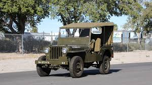 vintage military jeep 1948 willys military jeep s1 rogers u0027 classic car museum 2015