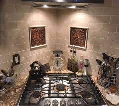 kitchen backsplash made of copper my copper craft