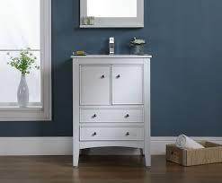 24 White Bathroom Vanity by 24 U201d Xylem V Kent 24wt Bathroom Vanity Bathroom Vanities Bath