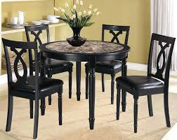 Round Dining Table Set For 4 Round Dining Tables For 4 Chairs Set