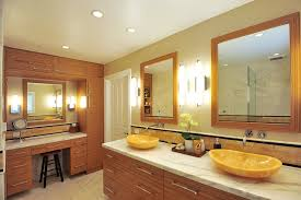 vessel sink bathroom ideas bathroom ideas two yellow marble vessel sinks bathroom two