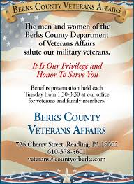 Power Of Attorney Form Virginia by Welcome To Berks County Veterans Affairs