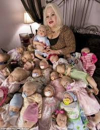 Seeking Kyle Doll Marilyn Mansfield The With 500 Like Horror Dolls That