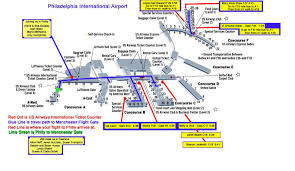 Ft Lauderdale Airport Map Maps Usa Map Philadelphia Where Is Philadelphia Located In