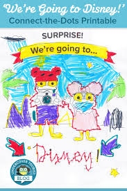 we u0027re going to disney u0027 tips u0026 ideas to surprise your kids