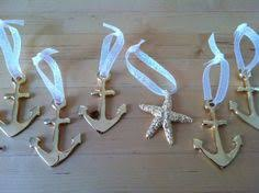 handcrafted wire anchor 3 pc ornament set crafty things
