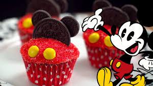 mickey mouse cupcakes mickey mouse cupcakes dishes by disney