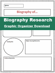 free biography graphic organizer 4th grade 3rd grade weekly computer lessons qtr 3