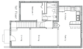 free small house floor plans house floor plan measurements how to read house plan measurements