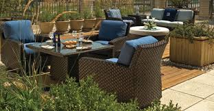 Wicker Patio Table And Chairs Patio Furniture Collections Home Ideas Designs