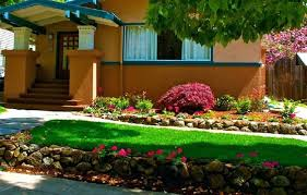 House Gardens Ideas How To Design A Garden In Front Of House Design Garden In Front