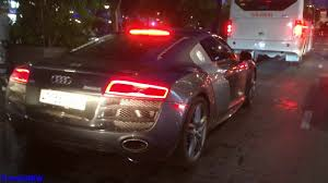 Audi R8 Upgrades - audi r8 v10 2012 upgrade ipe innotech performance exhaust on the