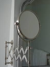 bathroom cabinets magnifying mirror wall with metal bathroom