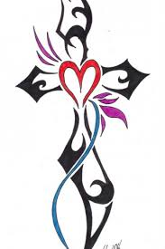 easy cross tattoos designs cool tattoos designs clip art library